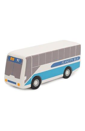 Детского игрушка автобус PLAN TOYS разноцветного цвета, арт. 6048 | Фото 1