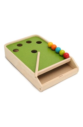 Детского настольная игра бильярд PLAN TOYS разноцветного цвета, арт. 4629 | Фото 1