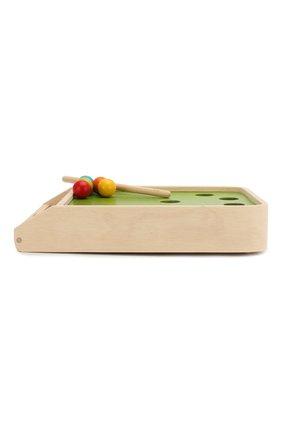 Детского настольная игра бильярд PLAN TOYS разноцветного цвета, арт. 4629 | Фото 2