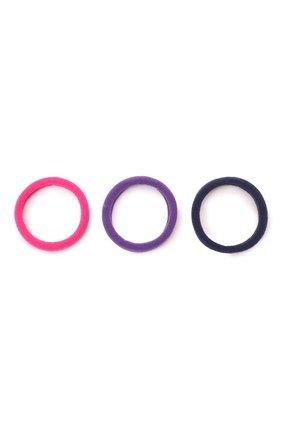 Детская комплект из 3-х резинок JUNEFEE разноцветного цвета, арт. 6495 | Фото 1
