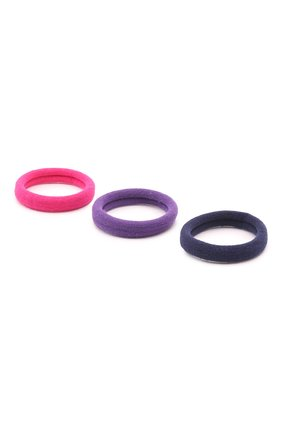 Детская комплект из 3-х резинок JUNEFEE разноцветного цвета, арт. 6495 | Фото 2
