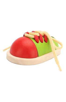 Детского игрушка башмачок PLAN TOYS разноцветного цвета, арт. 5319 | Фото 1