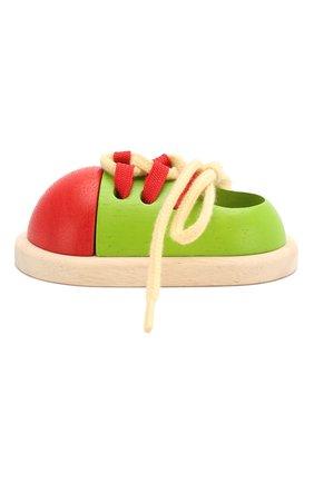 Детского игрушка башмачок PLAN TOYS разноцветного цвета, арт. 5319 | Фото 2