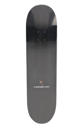 Мужского доска для скейтборда BAPE оранжевого цвета, арт. 1G30182036 | Фото 1