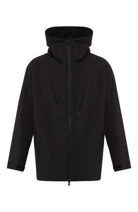 Мужская куртка KAZUYUKI KUMAGAI черного цвета, арт. AC01-214 | Фото 1