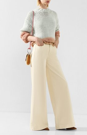 Женские джинсы J BRAND бежевого цвета, арт. JB002877 | Фото 2