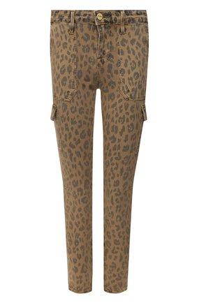 Женские джинсы FRAME DENIM леопардового цвета, арт. CSKSC403P | Фото 1