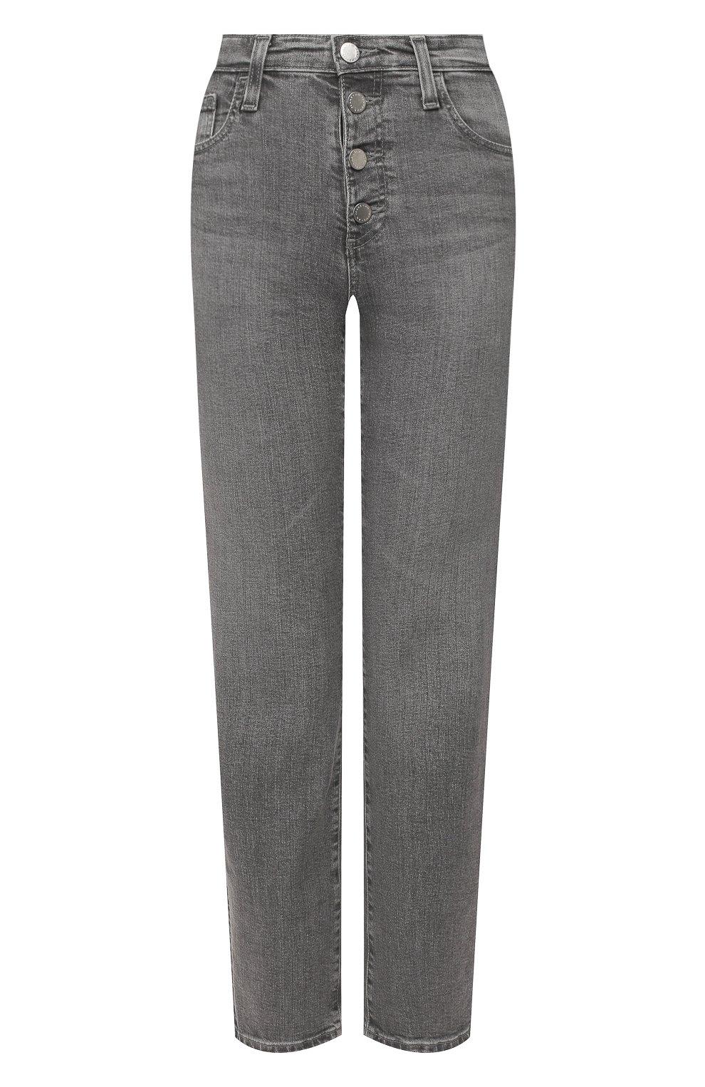 Женские джинсы AG серого цвета, арт. STS1782/ENTY   Фото 1