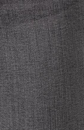 Женские джинсы AG серого цвета, арт. STS1782/ENTY   Фото 5