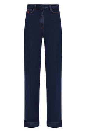 Женские джинсы PHILOSOPHY DI LORENZO SERAFINI синего цвета, арт. A0327/2130 | Фото 1
