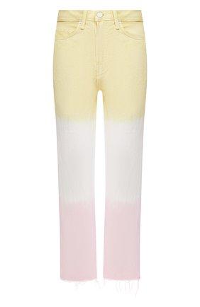 Женские джинсы GRLFRND разноцветного цвета, арт. GF42688661336 | Фото 1