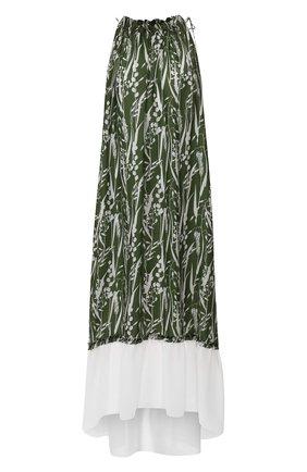 Женское платье JM STUDIO зеленого цвета, арт. JMSS2033 | Фото 1