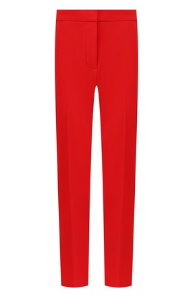 Женские брюки RAG&BONE красного цвета, арт. WAW20S7020M420   Фото 1