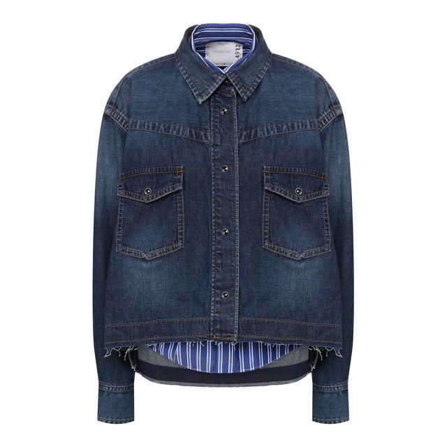 Джинсовая куртка Sacai