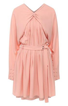 Женское платье с поясом N21 розового цвета, арт. 20E N2S0/H051/5A10 | Фото 1