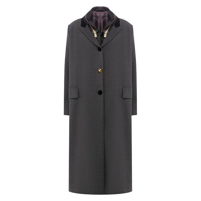 Пальто Sacai