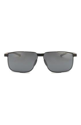 Мужские солнцезащитные очки PORSCHE DESIGN черного цвета, арт. 8680-A | Фото 2