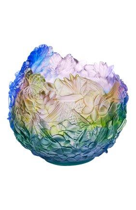 Мужского ваза magnum bouquet DAUM разноцветного цвета, арт. 05396 | Фото 1