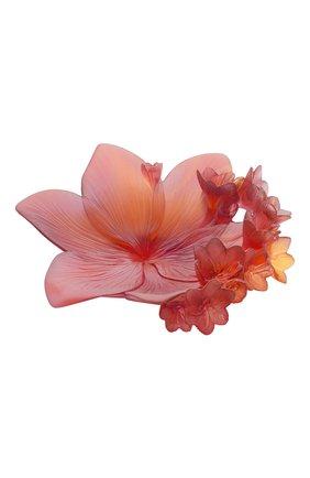 Мужского ваза для фруктов safran DAUM красного цвета, арт. 05611 | Фото 2