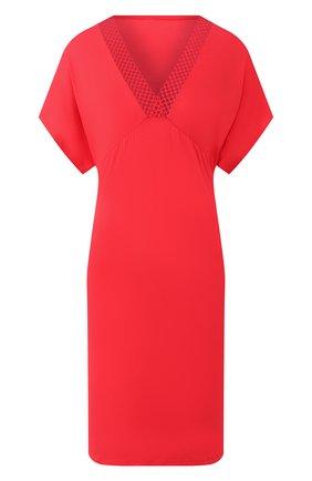 Женское туника ANTIGEL красного цвета, арт. ESA4450 | Фото 1
