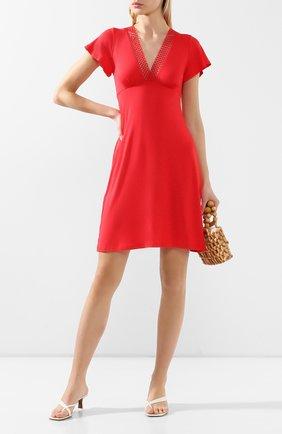 Женское платье ANTIGEL красного цвета, арт. ESA1550 | Фото 2