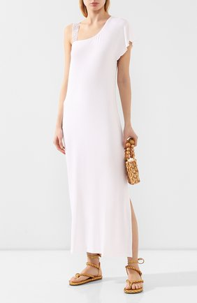 Женское платье ANTIGEL белого цвета, арт. ESA1150 | Фото 2