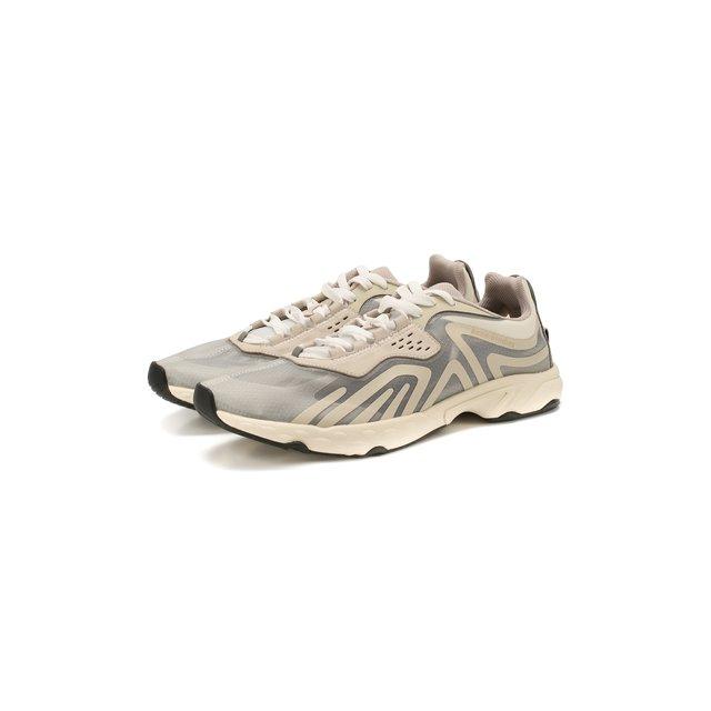 Комбинированные кроссовки Trail Acne Studios — Комбинированные кроссовки Trail