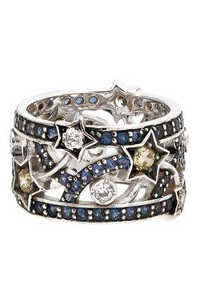 Женское кольцо star QUEENSBEE серебряного цвета, арт. 101379/7,94   Фото 1