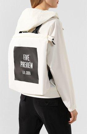 Женский рюкзак 5PREVIEW белого цвета, арт. W500 | Фото 2