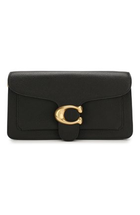 Женская сумка tabby 26 COACH черного цвета, арт. 73995   Фото 1