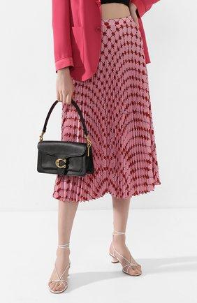 Женская сумка tabby 26 COACH черного цвета, арт. 73995   Фото 2