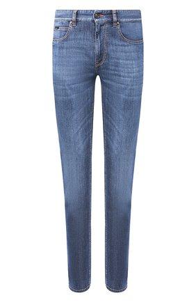 Мужские джинсы Z ZEGNA синего цвета, арт. VU756/ZZ530   Фото 1