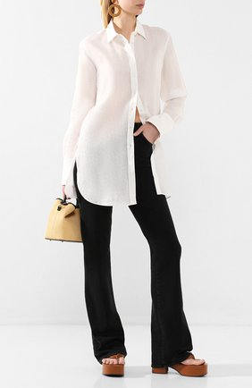 Женские джинсы J BRAND черного цвета, арт. JB002773 | Фото 2