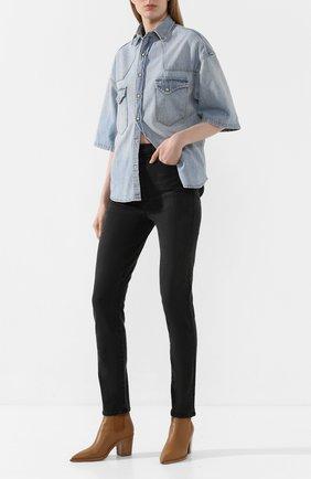 Женские джинсы J BRAND серого цвета, арт. JB002869 | Фото 2