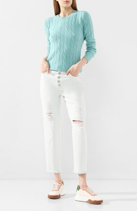 Женские джинсы J BRAND голубого цвета, арт. JB002780 | Фото 2