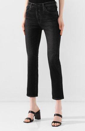 Женские джинсы AG серого цвета, арт. STS1782/05YRSV | Фото 3