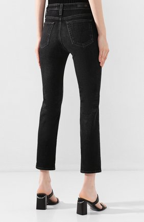 Женские джинсы AG серого цвета, арт. STS1782/05YRSV | Фото 4