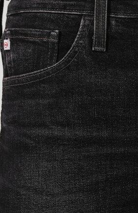 Женские джинсы AG серого цвета, арт. STS1782/05YRSV | Фото 5