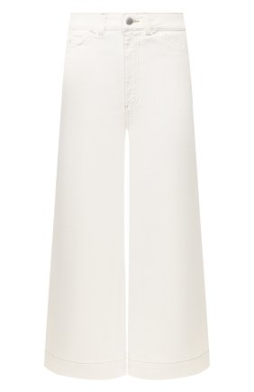 Женские джинсы AG белого цвета, арт. DSD1971/MWHT | Фото 1