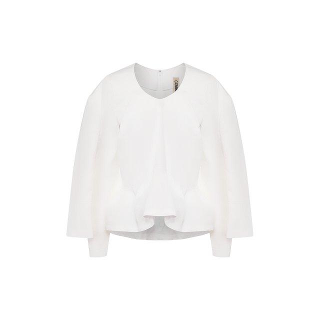 Хлопковая блузка Comme des Garcons