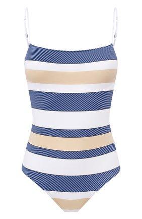 Женский слитный купальник ANDRES SARDA белого цвета, арт. 3408931 | Фото 1