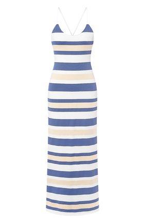 Женское платье ANDRES SARDA белого цвета, арт. 3408970 | Фото 1