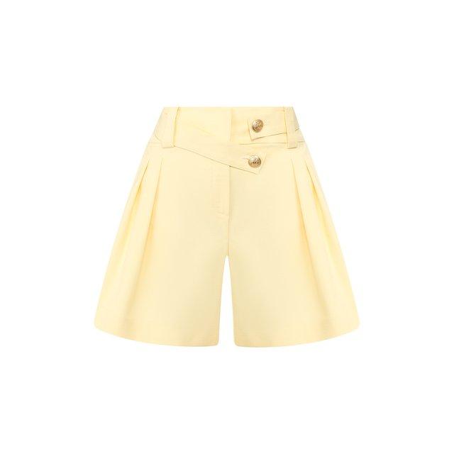 Хлопковые шорты Max&Moi