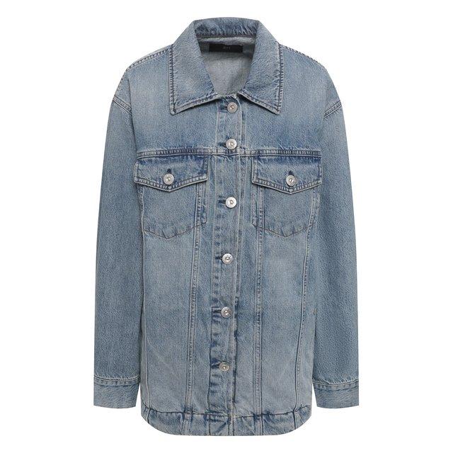 Джинсовая куртка 3x1