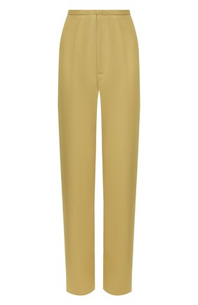 Женские брюки TOTÊME бежевого цвета, арт. ARLES 202-202-701 | Фото 1