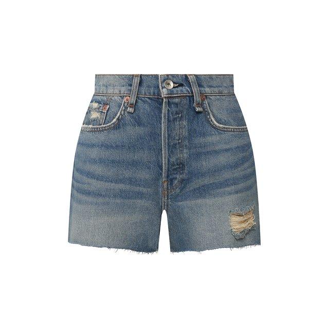 Джинсовые шорты Rag&Bone