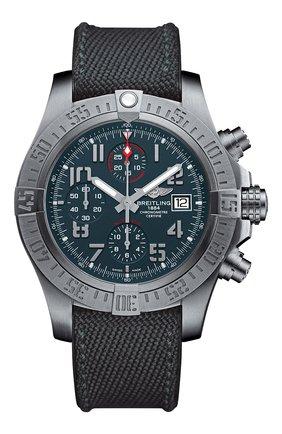 Мужские часы avenger bandit BREITLING синего цвета, арт. E1338310/M534/253S | Фото 1