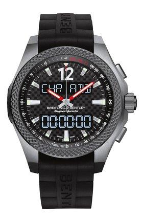 Мужские часы supersports b55 BREITLING черного цвета, арт. EB552022/BF47/236S | Фото 1