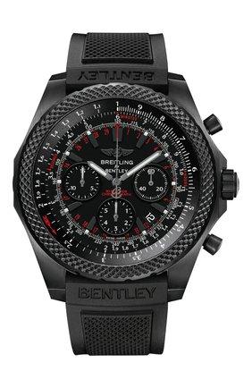 Мужские часы light body midnight carbon titanium BREITLING черного цвета, арт. V2536722/BC45/220S | Фото 1