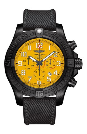 Мужские часы avenger hurricane BREITLING желтого цвета, арт. XB0170E4/I533/282S | Фото 1
